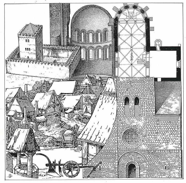 Romanik /Mittelalter 1100-1200