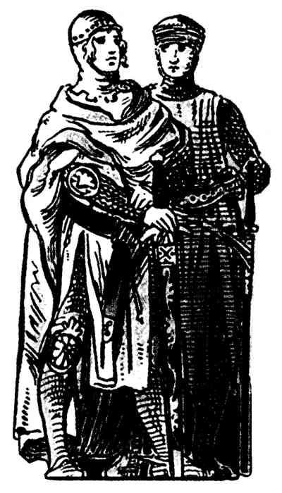 JOHANN I. OTTO III. DER FROMME