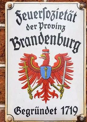 Feuersoziät der Provinz Brandenburg