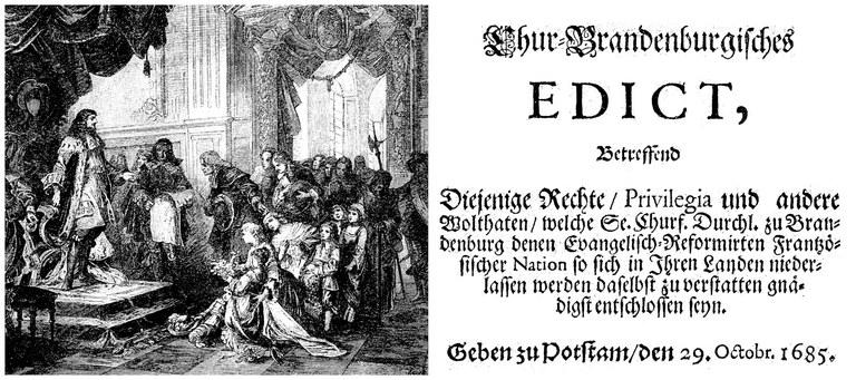 Brandenburgisches Toleranzedikt